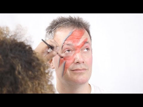 How to Look Like David Bowie for Halloween