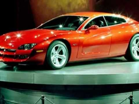 1999 Dodge charger concept R/T - YouTube