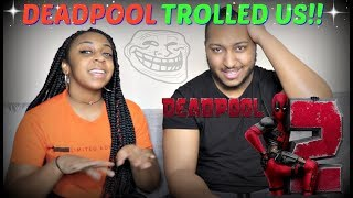 WATCH THE MOVIE BEFORE WATCHING THIS!!   DEADPOOL 2 MOVIE REVIEW + SUMMARY!!! MAJOR SPOILERS!!!!
