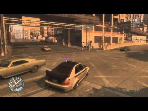 GTA IV: что это блять за херня...
