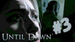 ОН СОВСЕМ РЯДОМ О.О (Until Dawn) #3