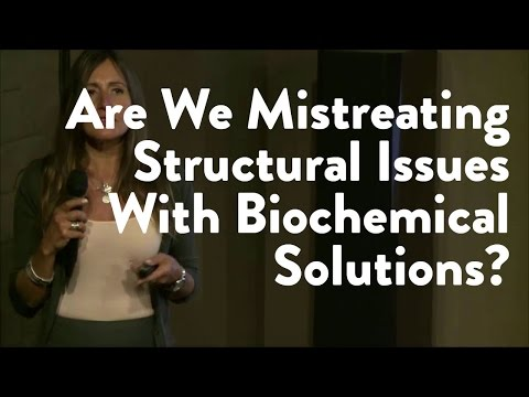 Are We Mistreating Structural Issues With Biochemical Solutions? - Lillie Rosenthal, D.O.