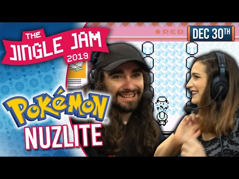 JINGLE JAM 2019 DAY 30 - POKEMON NUZLITE RANDOMISER! - 30/12/19