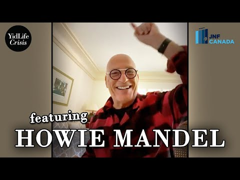 ADARABLE Feat. HOWIE MANDEL And DAVID BROZA And YidLife Crisis (5/5)