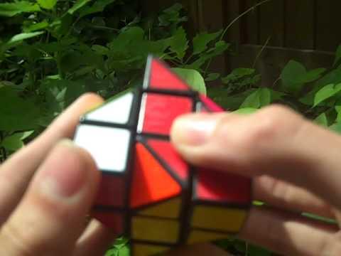 Half Truncated Cube