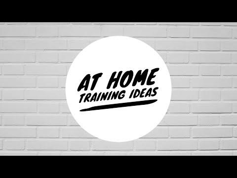 Coronamania: At Home Training Ideas | JTSstrength.com