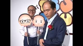 お笑いコンビのトレンディエンジェルが、『LINE:ディズニー ツムツム』...