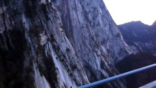 05  Mt Huashan   Past North Peak + Trail Up to Central Peak Day 1   1600