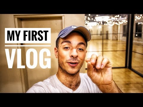 My First (Personal) Vlog