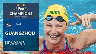 FINA Champions Swim Series 2019 - Guangzhou (CHN)