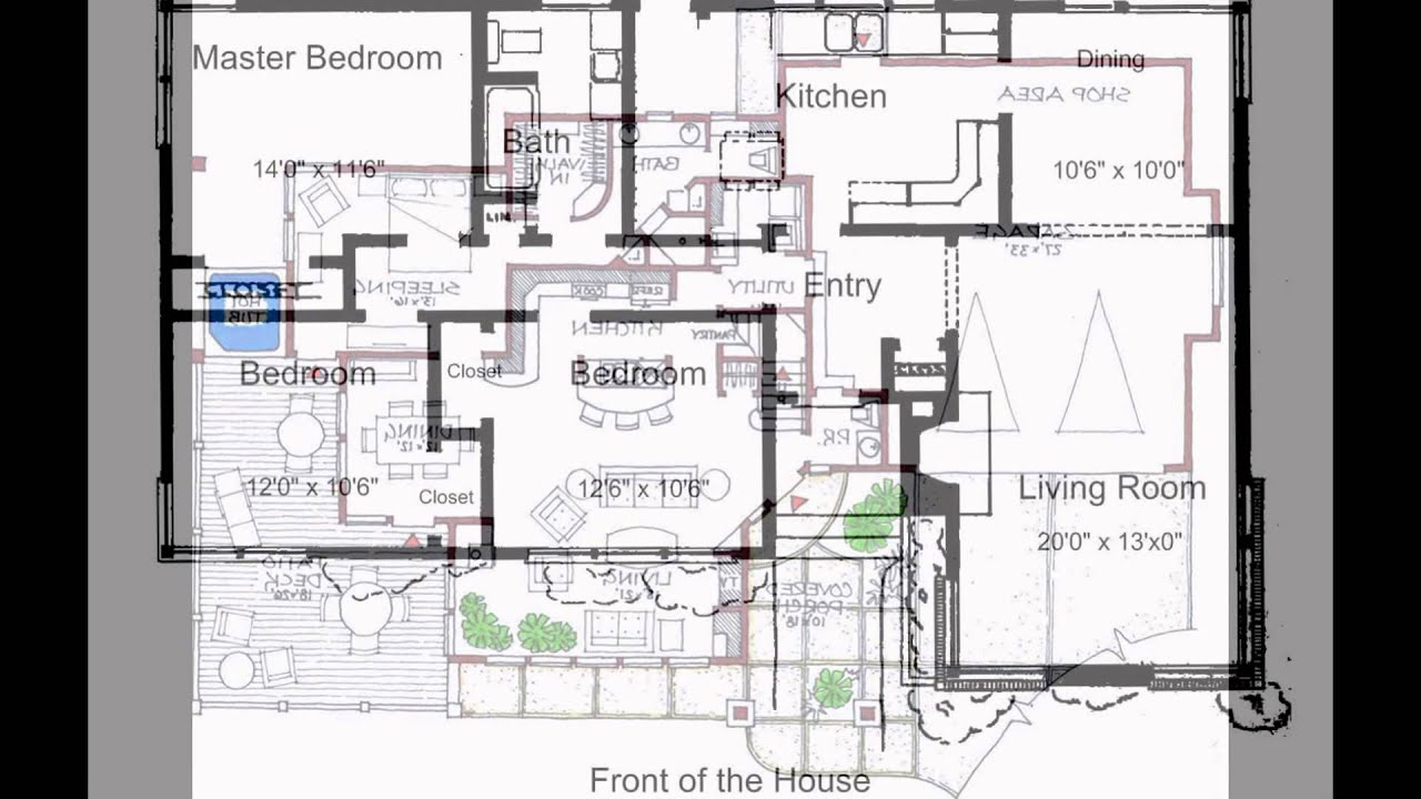 house plans with pictures - YouTube
