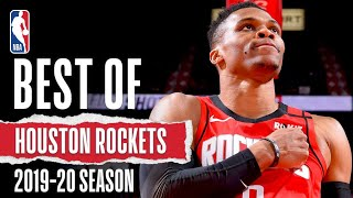 The Best Plays From The Houston Rockets | 2019-20 Season 🚀