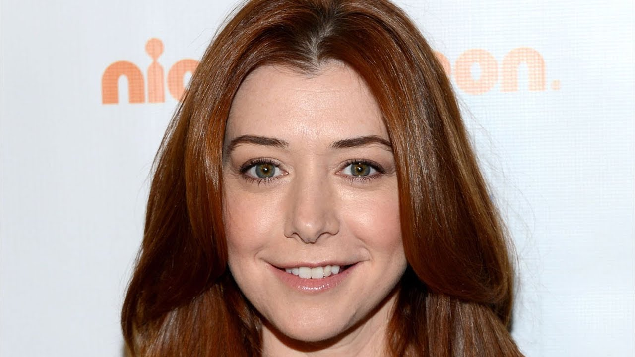 butt Images Alyson Hannigan naked photo 2017