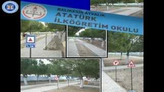 ASTED - Trafik Eğitimi ve İlk Yardım Semineri AYVALIK Atatürk İlköğretim Okulu