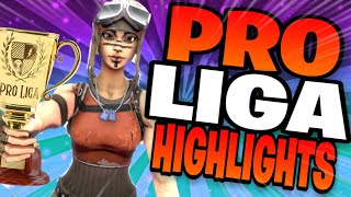 🏆🥇 PRO-LIGA - Highlights 🤯 | Fortnite Battle Royale