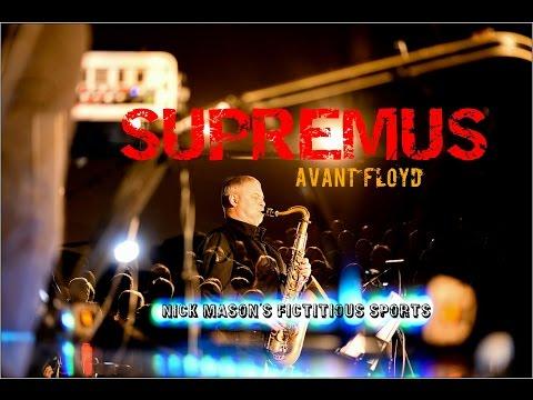 SUPREMUS - I Was Wrong / Wervin' (Nick Mason) (Kyiv, 13 nov 2015)