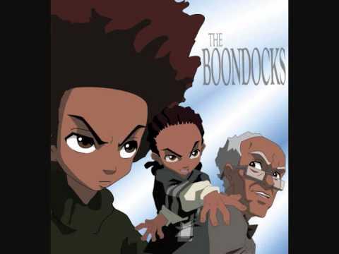 The Boondocks Ending Credits Produced  Asheru Long Version