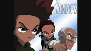 The Boondocks Ending Credits Produced By Asheru (Long Version)