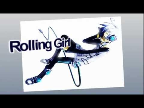 vocaloid rolling girl piko youtube