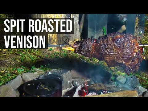 Venison and Goose recipes at the Pit
