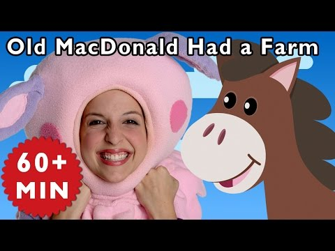 Old MacDonald Had a Farm and More   Nursery Rhymes from Mother Goose Club!