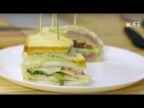 Food for Life - Club Sandwich