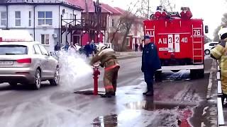 СИТИЦЕНТР пожарные учения 20.05.2018