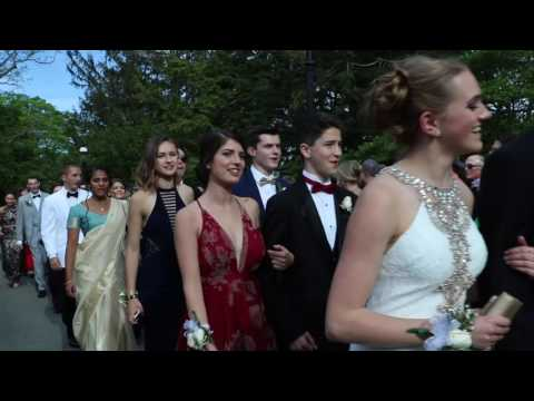 Sandwich High School Prom March 2017