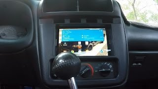 How to install an Android tablet as your car radio