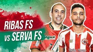 Ribas Futsal x SERVA FS - Final Super Copa Liga ZN 2018 (Ouro)