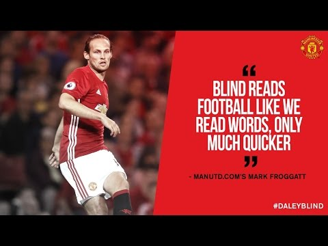 Daley Blind ● Amazing Defensive Skills, Passes, Assists & Goals ● 2016 - 2017