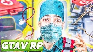 APRIO DEVIENS AMBULANCIER ! ( GTA RP )