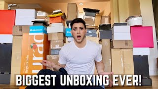 I havent opened PR since Quarantine started.... MASSIVE UNBOXING OMG!