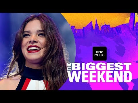 Hailee Steinfeld - Let Me Go (The Biggest Weekend)