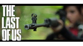 THE LAST OF US (FAN SHORT) -RPGAMES