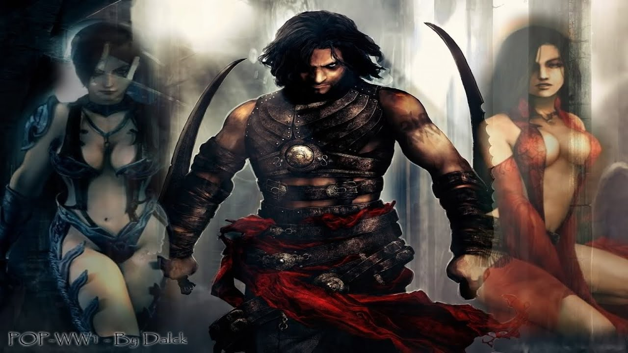 How to Download Prince Of Persia Warrior Within (Highly Compressed) 10000% Working - YouTube