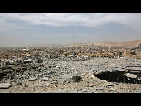 الخارجية الأمريكية تتهم موسكو ودمشق بمحاولة -تطهير- موقع الهجوم الكيميائي في دوما  - نشر قبل 10 دقيقة