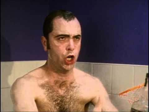 James Nesbitt singing Nessun dorma in bathtub