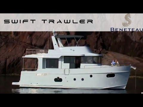 Swift Trawler 50 Powerboat by Beneteau
