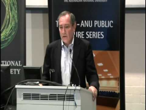 A forecast for the 21st century: George Friedman. ANU, May09