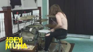 Pulcino Pio Metal Drum Cover JOEY MUHA.mp3