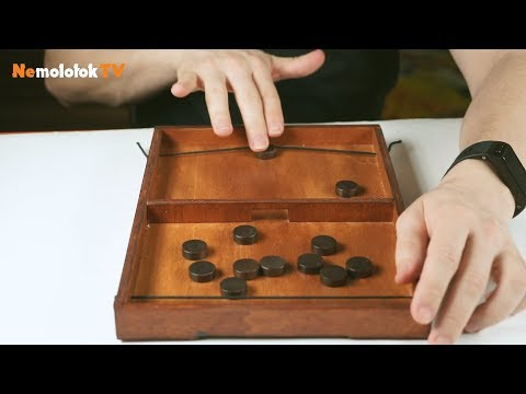 108. Пакет (Pucket) - самая безбашенная настольная игра для детей и взрослых. DIY - Cвоими руками