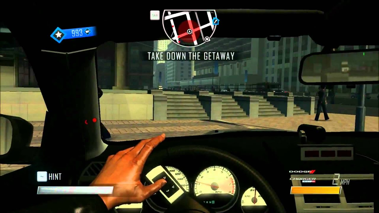 driver san francisco first person driving pc gameplay. Black Bedroom Furniture Sets. Home Design Ideas