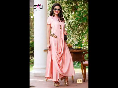 1bbea72cdb KITTY PARTY BY S4U|MANTRA FASHION SUMMER WEAR KURTI COLLECTION - YouTube