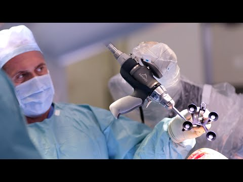 Knee Replacement Using The Stryker Mako Robot