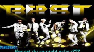 Beast/B2ST - Take Care Of My Girlfriend (Say No) [German Sub/Deutscher Untertitel][KOR]