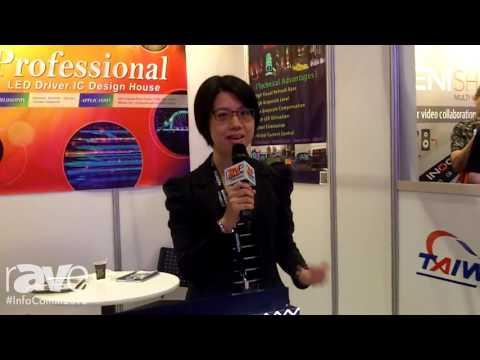 InfoComm 2016: MY-Semi Inc. Presents Its LED Driver Product Line