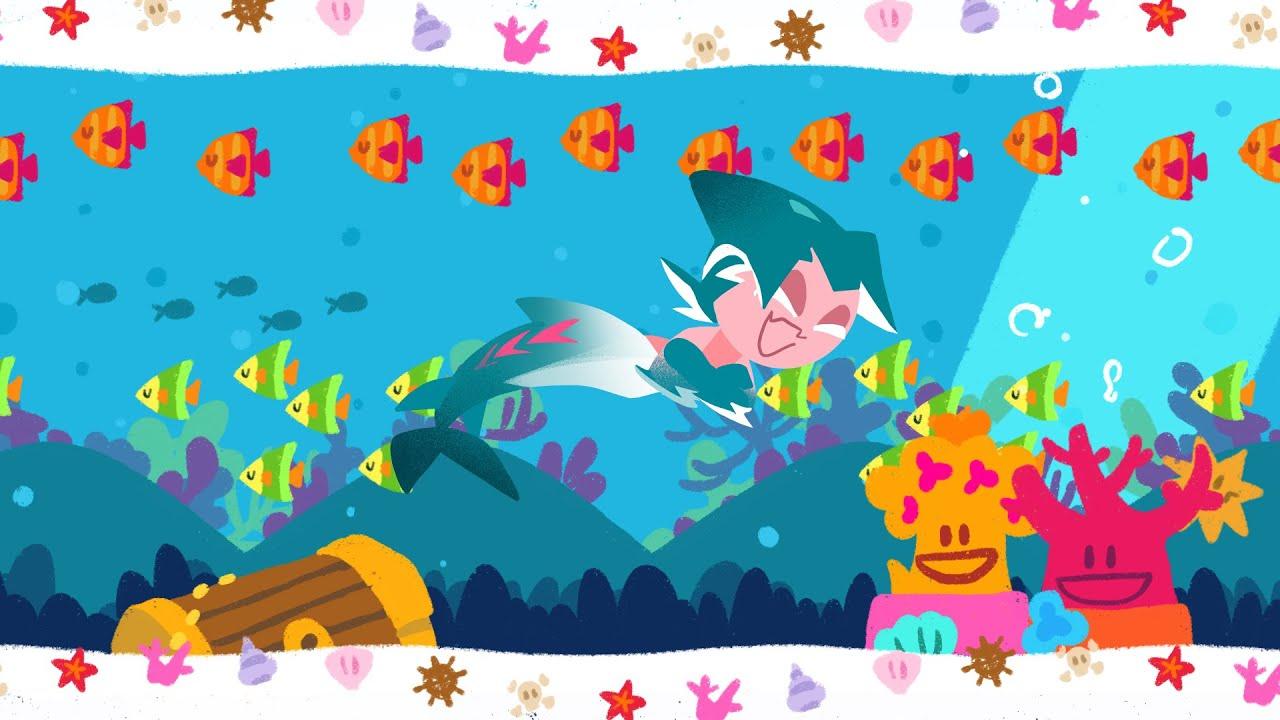 Cookie Run: OvenBreak OST The Ocean - The Ocean: Sorbet Shark's Dream Sung by 제니스 (Zenith)