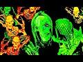 Темный демон произносит черный заговор проклятия мертвых mp3