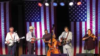 """Doyle Lawson & Larry Sparks sing """"I'll Go Stepping, Too"""" at Musicia..."""